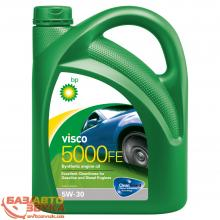 Моторное масло BP Visco 5000 FE 5W-30 4л