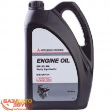 Моторное масло Mitsubishi Engine Oil 0W-20 4л (MZ320724)