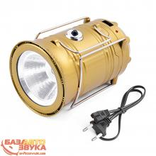 Фонарь Small Sun XF-5800T 6+1LED, Фото 2