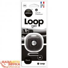 Ароматизатор Aroma Car 63113 Loop Gel 9g - BLACK