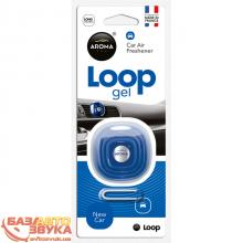 Ароматизатор Aroma Car 92898 Loop Gel 9g - NEW CAR