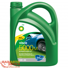 Моторное масло BP Visco 5000 M 5W-30 4л