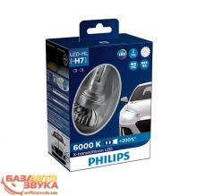 LED лампа Philips X-treme Ultinon LED 6000K H7 12V 12985BWX2 (2шт.), Фото 2