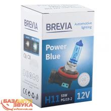 Галогенная лампа BREVIA H11 12V 55W PGJ19-2 Power Blue 4200K 12011PBC, Фото 2