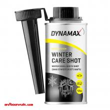 Присадка к топливу DYNAMAX DIESEL WINTER CARE SHOT 150мл