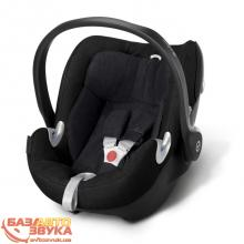 Кресло Cybex Aton Q Plus Happy Black black (516105017)