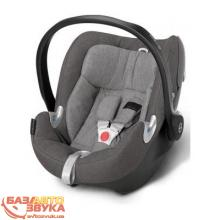 Кресло Cybex Aton Q Plus Manhattan Grey mid grey (516105025)