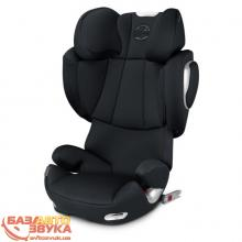 Кресло Cybex Solution Q3-fix/Stardust Black-black (517000084)
