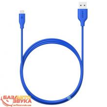 MicroUSB адаптер ANKER Powerline Micro USB - 1.8m Blue