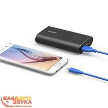 MicroUSB адаптер ANKER Powerline Micro USB - 1.8m Blue, Фото 2