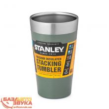 Термочашка STANLEY Adventure Stacking 0.47л зеленая