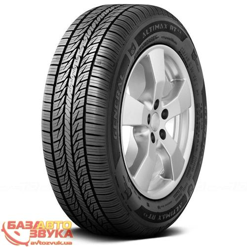 Шина General Tire Altimax RT43 (205/60R16 92T)