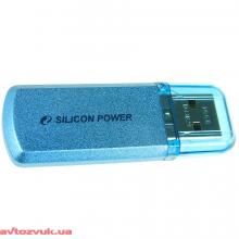 Флеш память Silicon Power 4Gb Helios 101 blue SP004GBUF2101V1B, Фото 3