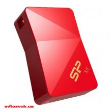 Флеш память Silicon Power 8Gb JEWEL J08 Red USB3.0 SP008GBUF3J08V1R