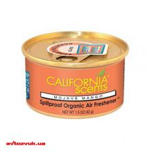 Ароматизатор CALIFORNIA SCENTS Spillproof Organic Air Freshener mojave mango: Купить за 99 грн