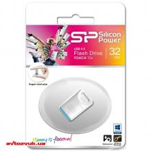 Флеш память Silicon Power 32Gb TOUCH T06  white SP032GBUF2T06V1W, Фото 4