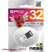 Флеш память Silicon Power 32Gb Mobile X10 for Android SP032GBUF2X10V1C, Фото 5