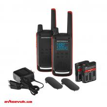 Переносная рация Motorola TALKABOUT T82 Twin Pack & Chgr WE, Фото 2