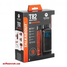 Переносная рация Motorola TALKABOUT T82 Twin Pack & Chgr WE, Фото 3
