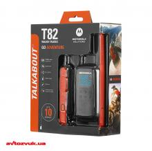 Переносная рация Motorola TALKABOUT T82 Twin Pack & Chgr WE, Фото 4