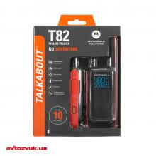 Переносная рация Motorola TALKABOUT T82 Twin Pack & Chgr WE, Фото 5