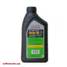 Моторное масло Toyota Synthetic Motor Oil 0W-20 (002790WQTE) 0,946л, Фото 2