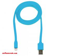 iPhone/iPod/iPad адаптер Logan Lightning to USB EL118-010BU, Фото 2