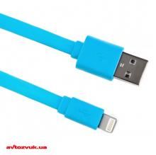 iPhone/iPod/iPad адаптер Logan Lightning to USB EL118-010BU, Фото 3