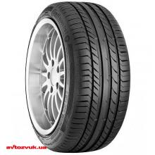 Шина Continental ContiSportContact 5 (235/55R19 105V) XL 2 из 4