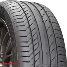 Шина Continental ContiSportContact 5 (235/55R19 105V) XL 3 из 4