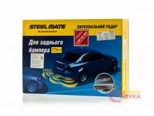 Парктроник Steelmate PTS400M9B Black, Фото 7