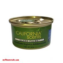 Ароматизатор CALIFORNIA SCENTS Spillproof Organic Air Freshener Island Palms: Купить за 99 грн