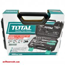 Набор инструментов Total Tools THT141451 2 из 9