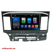 Штатная магнитола Sound Box ST-6450 для Mitsubishi Lancer X