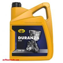 Моторное масло KROON OIL DURANZA ECO 5W-20 5л: Купить за 874 грн