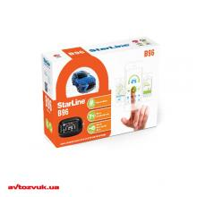 Автосигнализация Starline B96 2CAN+2LIN GSM/GPS