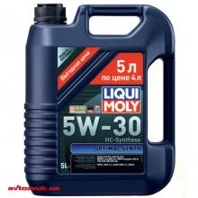Моторное масло LIQUI MOLY OPTIMAL HT SYNTH 5W-30 5л