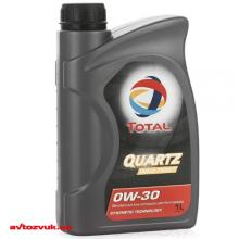Моторное масло TOTAL QUARTZ INEO FIRST 0W-30 1л