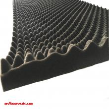Шумоизоляция ACOUSTICS Sound Wave 35 500х1000мм 3 из 3