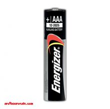 Батарейка ENERGIZER Alkaline Power E92 AAA BP20 E300140400 1шт./уп.