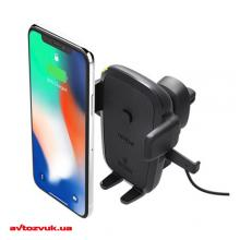 Автомобильный держатель iOttie One Touch 4 Wireless Qi Charging Vent Mount HLCRIO135AM