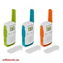 Переносная рация Motorola TALKABOUT T42 TRIPLE PACK