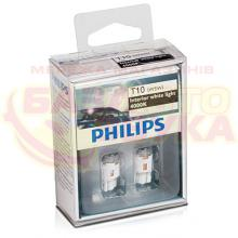 LED лампа Philips W5W Vision LED 4000K 12V 12964 (2шт.), Фото 2