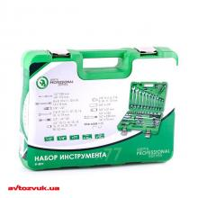 Набор инструментов INTERTOOL ET-6077, Фото 6