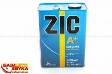 Моторное масло ZIC A+ 10W-40, 4л, Фото 6