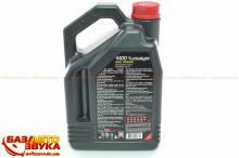 Моторное масло MOTUL 4100 Turbolight 10W-40 387607 4л, Фото 5