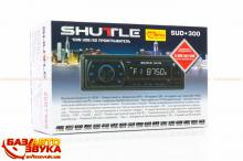Автомагнитола Shuttle SUD-300 Black/Blue, Фото 7