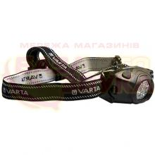 Налобный фонарь VARTA Power Line Indestructible LED x5 Head Light 3AAA 17730101421