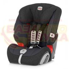 Кресло Britax EVOLVA 1-2-3 plus Black Thu, Фото 2