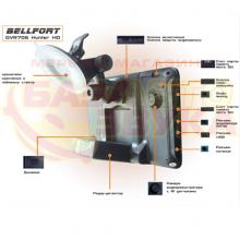 Навигатор Bellfort GVR706 Hunter HD 7 из 7